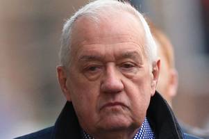 hillsborough trial told match commander david duckenfield was 'basically a spectator' as tragedy unfolded