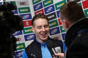'west brom really wanted me' loanee discusses his long-term future as qpr await