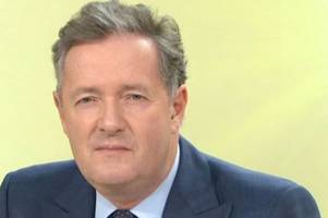 GMB host Piers Morgan says Shamima Begum should 'go f*** herself'