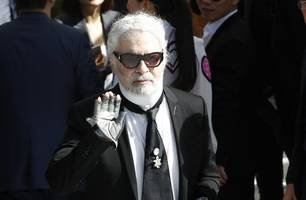 German fashion designer Karl Lagerfeld dies aged 85