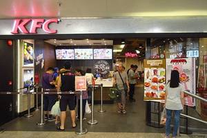 mongolia closes all kfc restaurants in the country after hundreds sickened