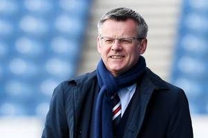 bbc hits back at rangers chief stewart robertson as broadcaster releases strongly-worded statement