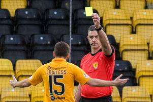 livingston boss gary holt says penalty decision could have impact on relegation battle