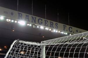 rangers' scottish cup clash with kilmarnock struggling to pull in supporters - despite not being on tv