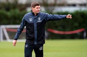 Rangers star Andy Halliday reveals the special Steven Gerrard quality he loves