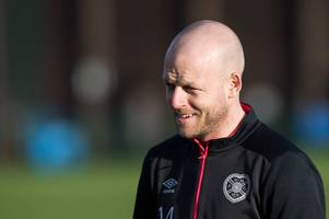 steven naismith lifts lid on hearts future as he wrestles with 'toughest decision' of his career
