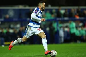 qpr team news to face west brom: steve mcclaren makes one change for the visit of the baggies