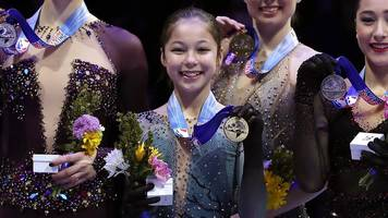 alysa liu: 'i'm the youngest lady to land a triple axel'