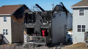 police confirm seven children dead in a house fire in halifax