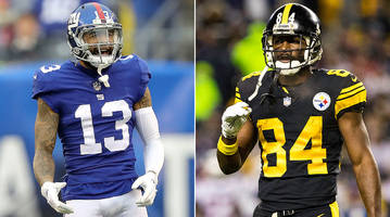 Would the Steelers and Giants Really Trade Their Best Wideouts?