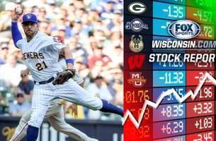 plot twist: brewers' shaw to stay at third for now