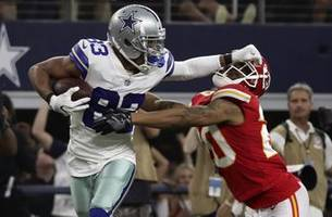 Cowboys aren't picking up option on WR Terrance Williams