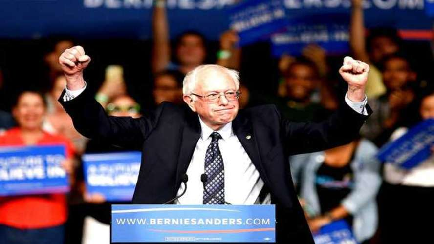 bernie sanders launches 2020 presidential bid