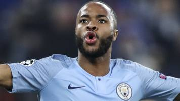 sterling snatches dramatic late win for 10-man man city