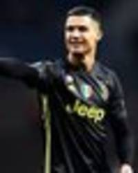 cristiano ronaldo: juventus star trolled for hilarious reason after atletico madrid error