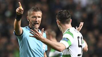Scottish FA could consider having foreign referees in Premiership
