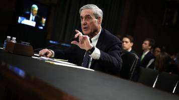 cnn: doj is preparing for possible release of mueller report