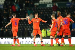 match report: derby county 0-1 millwall