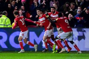 championship promotion and play-off run-ins analysed: how bristol city, leeds united, middlesbrough and west bromwich albion fixtures compare to others