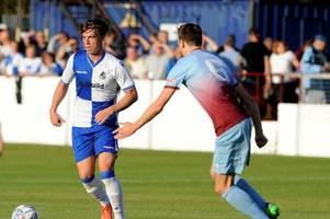 hat-tricks, cleansheets and substitute appearances for bristol rovers loan players