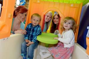 petition launched in a bid to save popular children's soft play cafe from closure