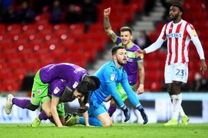 this table will delight bristol city and preston fans but fill stoke supporters with dread