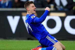 harvey barnes may have left west brom - but he is still delighting the baggies fans