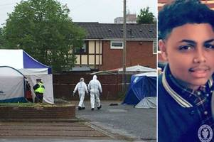 chadwick close residents stunned by second death in a year