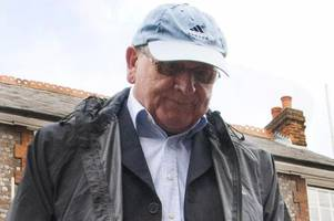 Sex mad Devon priest Father Francis McDermott found guilty of abusing six girls and boys
