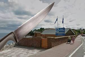 knife-point robbery on valentine's day at torquay hotel
