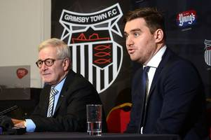 john fenty on the process that led to michael jolley becoming grimsby town manager