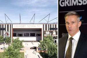 relocating grimsby town and the freeman street stadium vision - john fenty's views