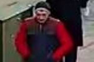 Police hunt man who allegedly sexually assaulted woman on Lincoln train