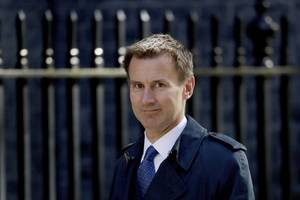 EU leaders share 'heavy responsibility' to help secure Brexit deal, Jeremy Hunt warns