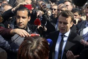 French senators: Macron security affected by ex-aide's acts
