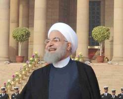 Rouhani: Iran-U.S. Tensions Are at 'A Maximum'