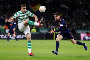 celtic squad for valencia match revealed as jozo simunovic returns for europa league tie
