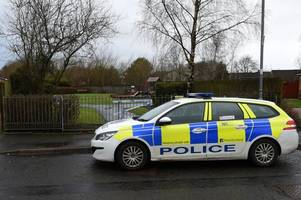 Cops probe alleged sex attack on 14-year-old girl in Glasgow