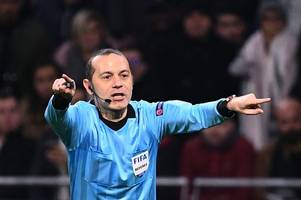 Foreign referees would end conspiracy theories and raise the standard of Scottish football - Hotline