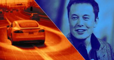 Elon Musk: Teslas Will Be Fully Self-Driving By Next Year