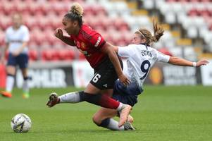 spurs ladies vs leicester city: rianna dean ready to test manchester united women's title hopes