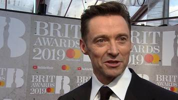 Brit Awards 2019: What's Hugh Jackman doing there?