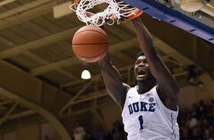 Doug Gottlieb's expectations for Zion Williamson in his first game against North Carolina