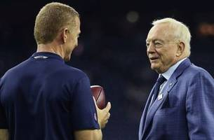 marcellus wiley isn't buying jerry jones' comments about 'real trust' with cowboys hc jason garrett