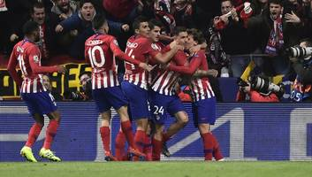 atletico 2-0 juventus: report, ratings & reaction as rojiblancos strike late double to down old lady