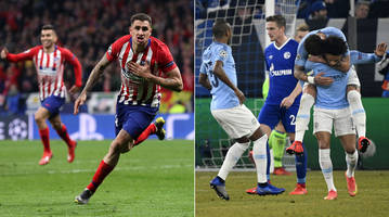 atletico madrid, manchester city prevail in ucl despite var controversies