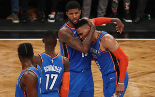 thunder offer betting value as challengers for warriors in west