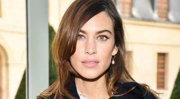 belfast fashion spy: 'alexa chung dresses for herself and no one else'