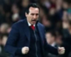 emery praises arsenal's game management after european progress