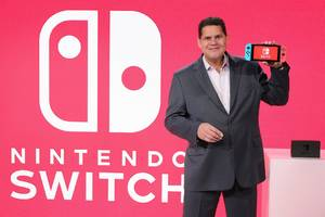long-time nintendo of america president reggie fils-aime will retire in april, and doug bowser will replace him (ntdoy)